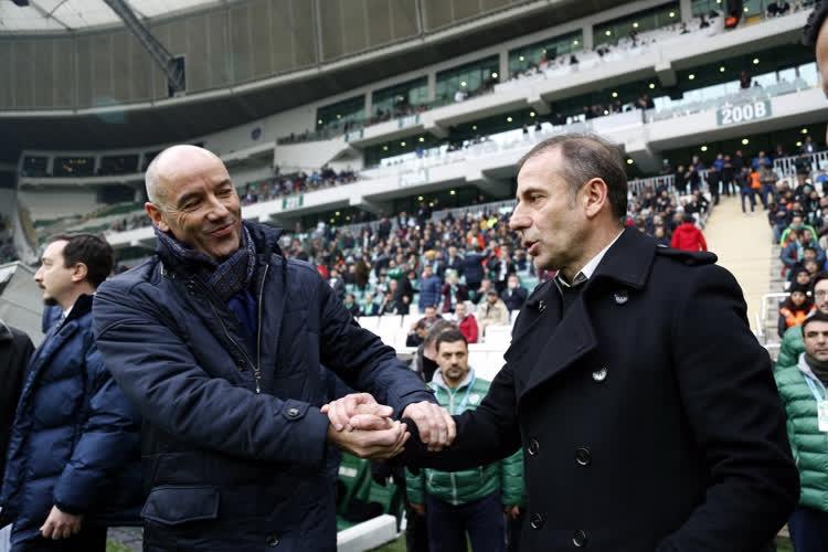 Bursaspor 0-3 M. Başakşehir 1