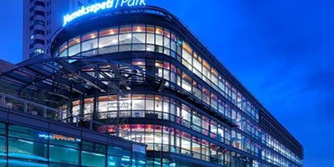 6 milyon dolarlık ofis: Yemeksepeti Park 1