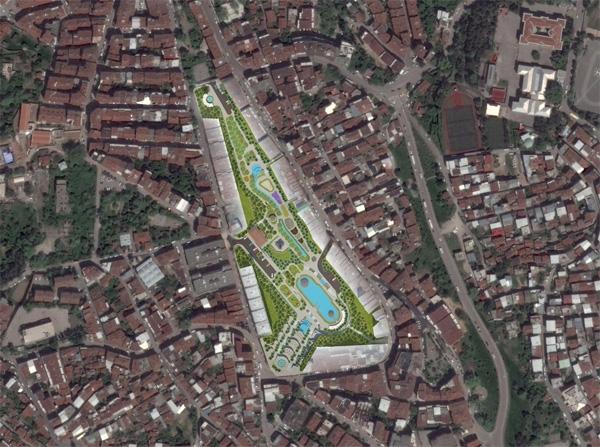 Bursa'ya değer katacak projede çalışmalar sürüyor 1