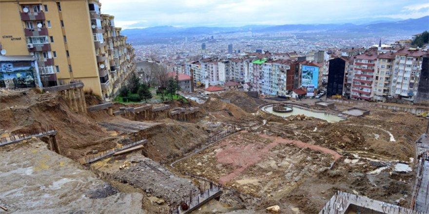 Bursa'ya değer katacak projede çalışmalar sürüyor