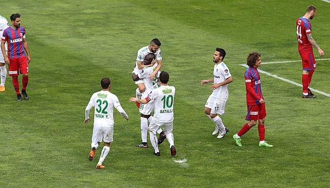 K. Karabükspor 1-4 Bursaspor 1