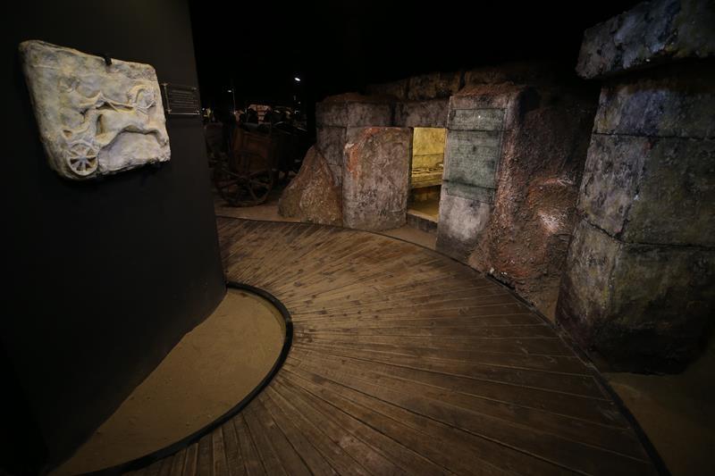 Anadolu arabalarının 2600 yıllık değişim yolcuğu bu müzede 1