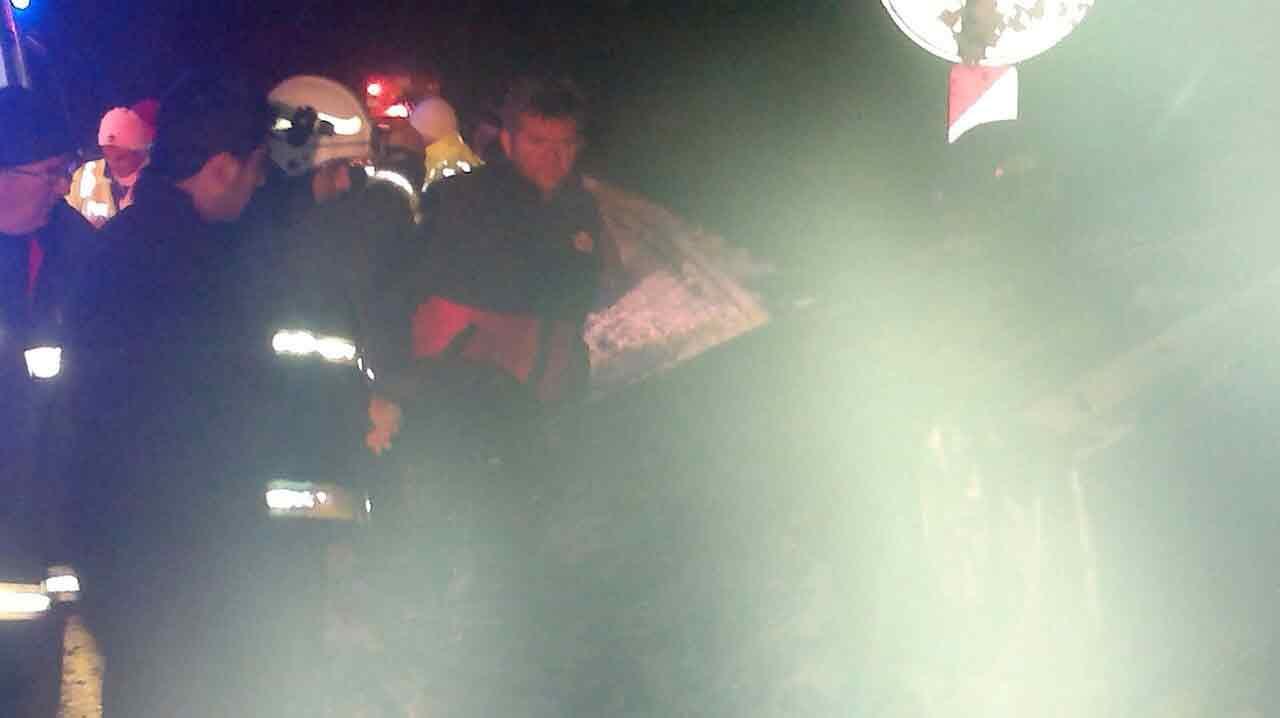 Bursa'da buzlanma kaza getirdi 7