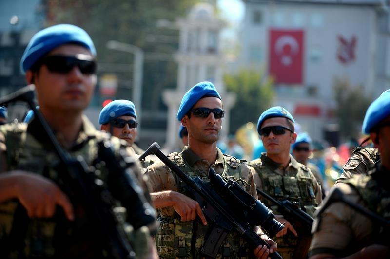 Bursa'da 30 Ağustos Zafer Bayramı coşkusu 13