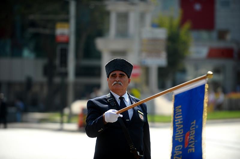 Bursa'da 30 Ağustos Zafer Bayramı coşkusu 7