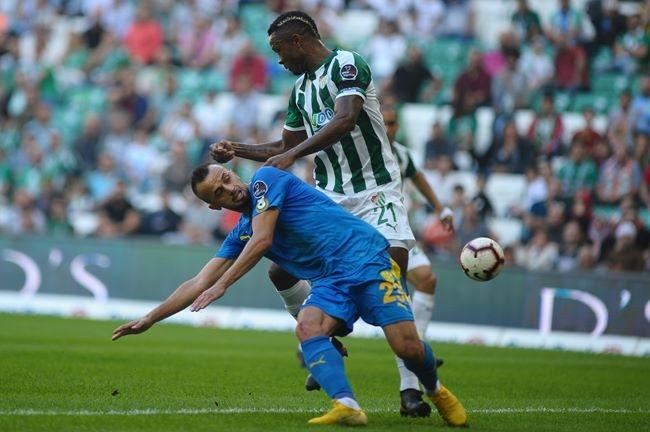 Bursaspor - MKE Ankaragücü 1