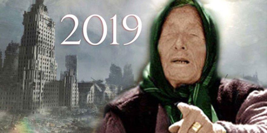 Ünlü kahin Baba Vanga'nın 2019 kehanetleri! Bakın neler olacak