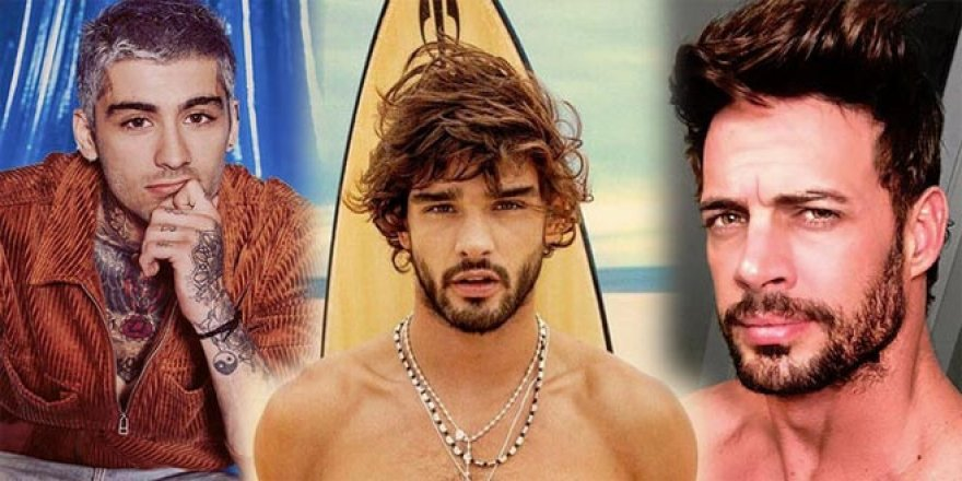 2018'in en yakışıklı erkekleri belli oldu! Listede bir Türk de var