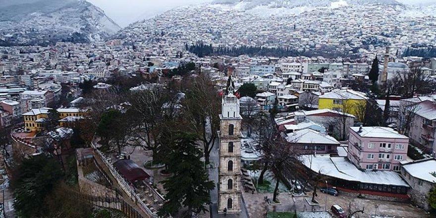 Kartpostallık görüntüler! Bursa havadan böyle görüntülendi