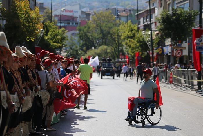 Bursa'da Zafer Bayramı coşkusu 1