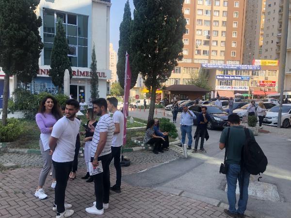 İstanbul'daki deprem sonrası Bursa'da panik 1