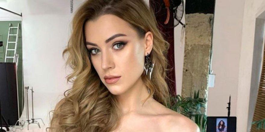 Ukraynalı kainat güzeli iki ülkeyi birbirine düşürdü