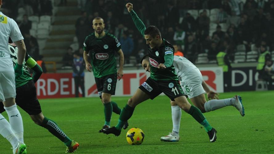 T.Konyaspor-Bursaspor 2