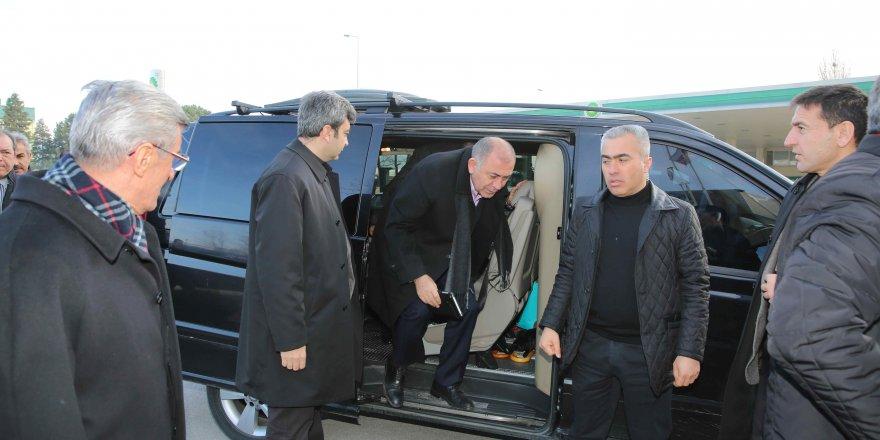 Kılıçdaroğlu Olay Medya'yı ziyaret etti
