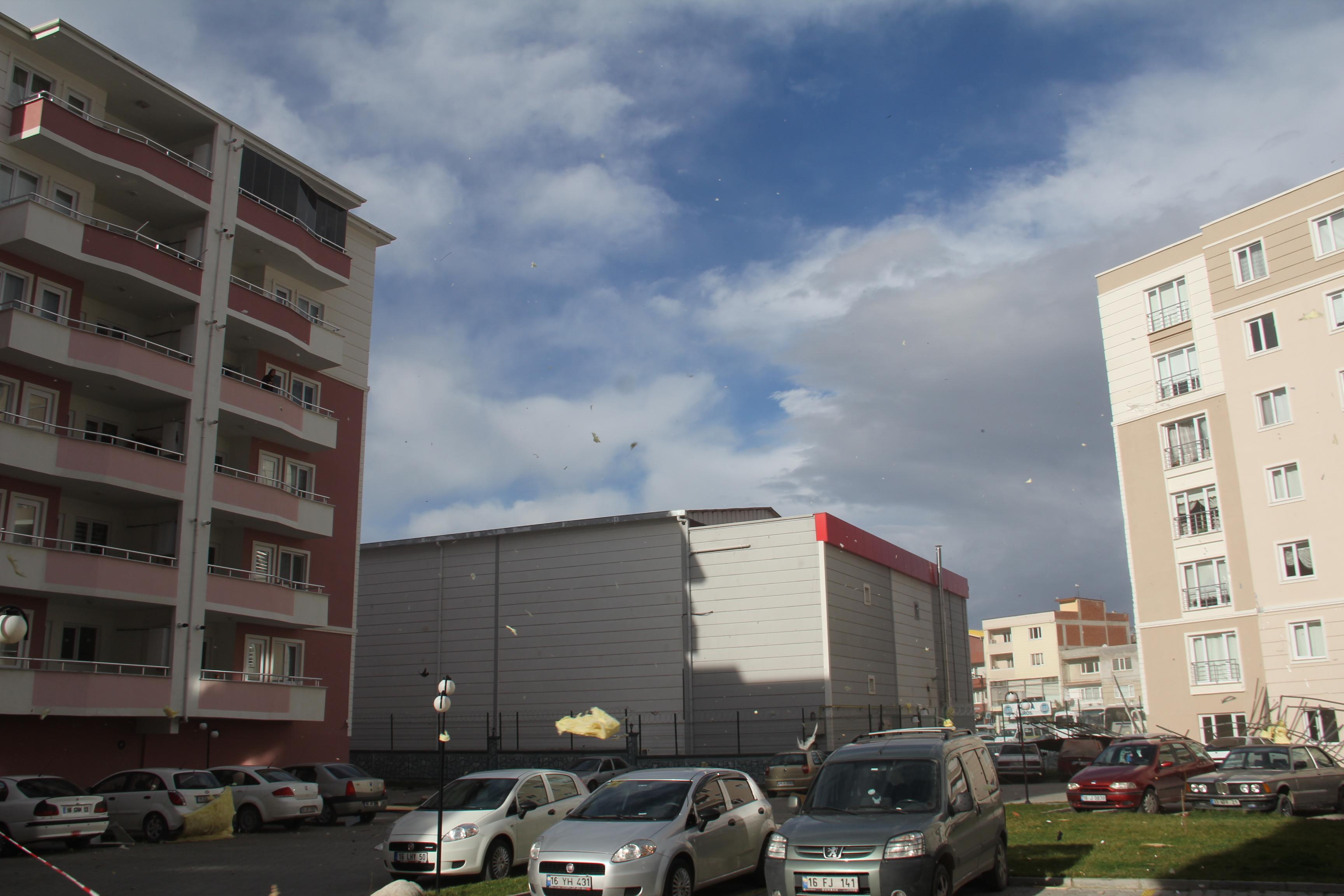 Bursa'da lodos hayatı felç etti 14
