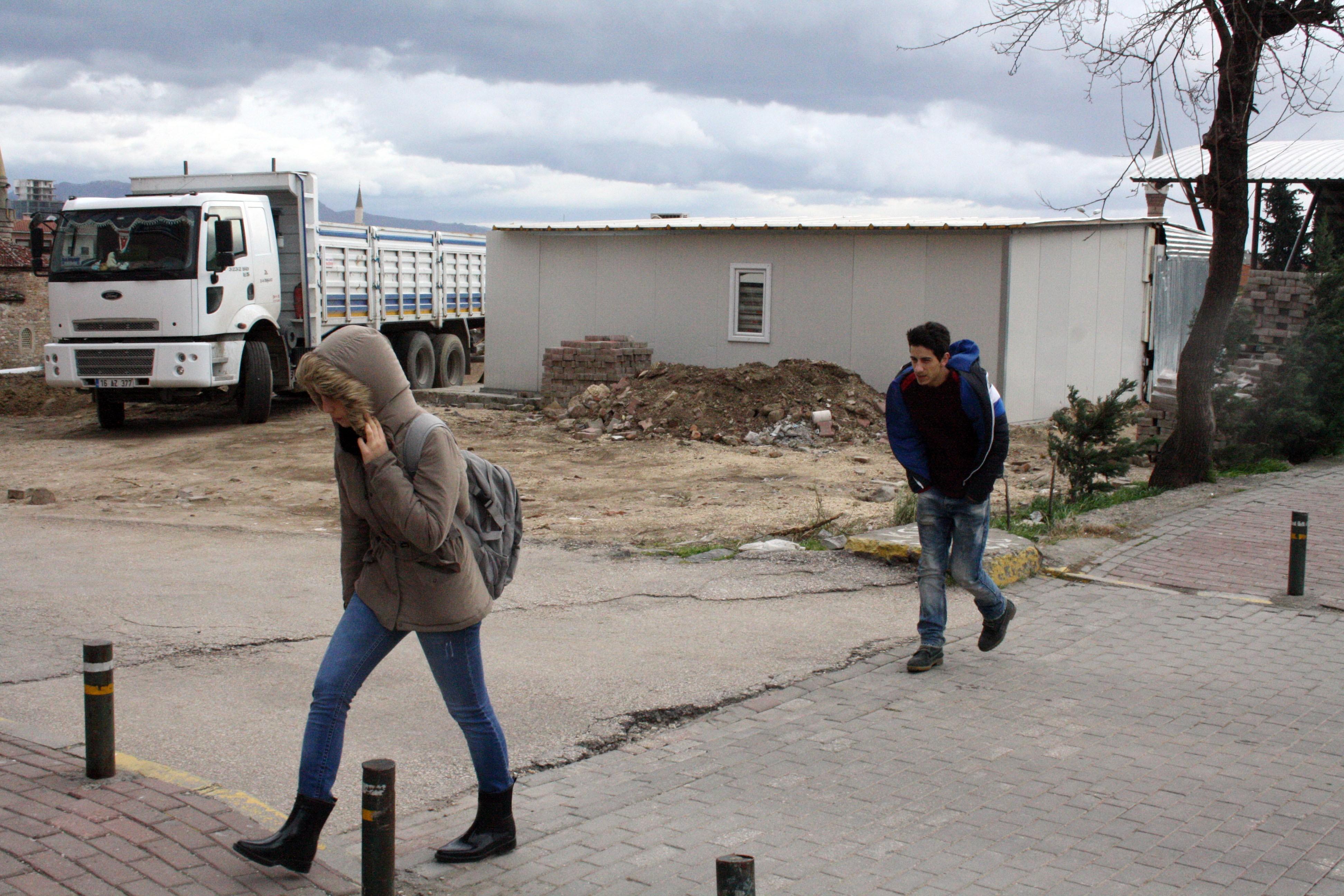 Bursa'da lodos hayatı felç etti 25