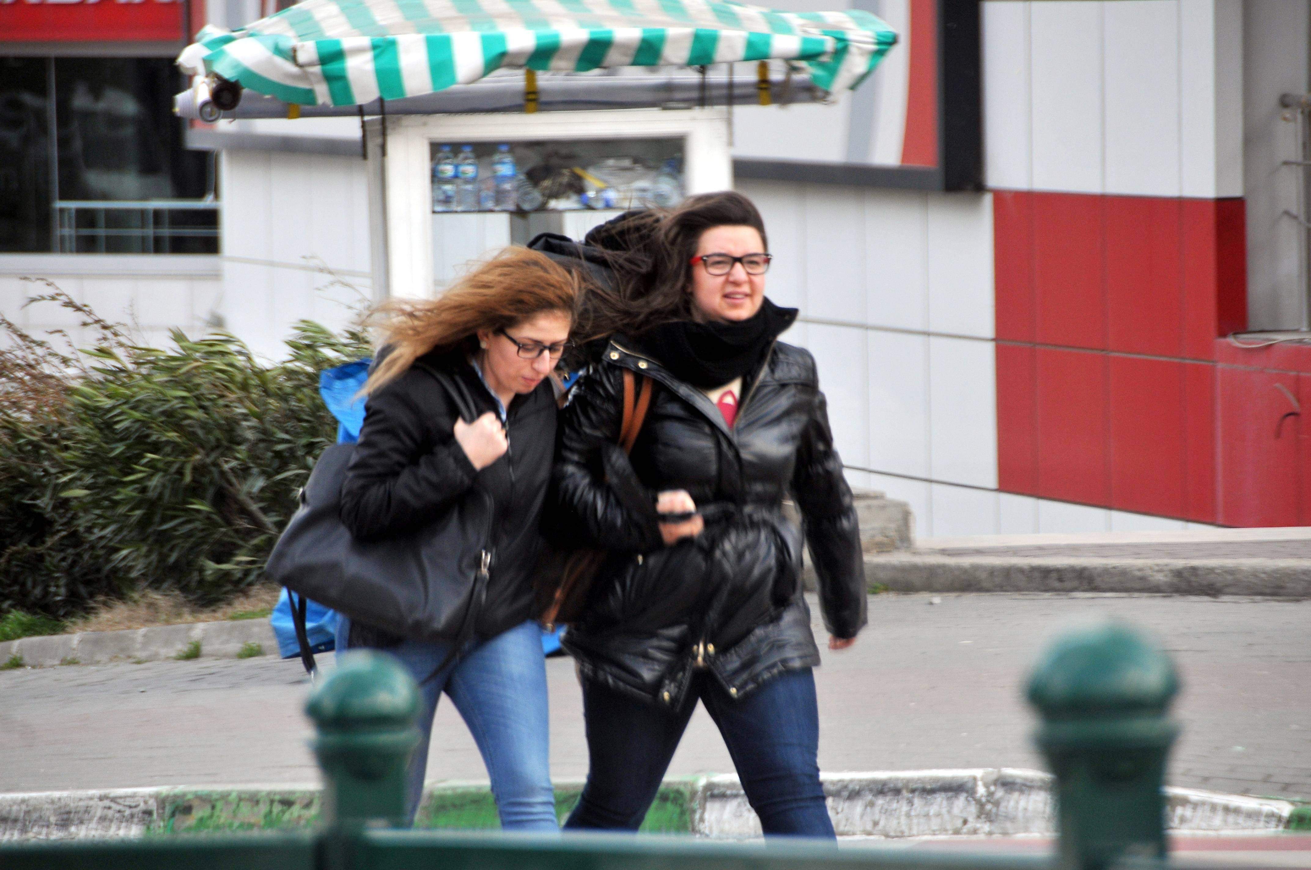 Bursa'da lodos hayatı felç etti 27