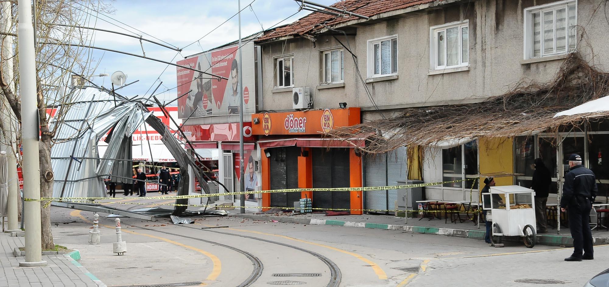Bursa'da lodos hayatı felç etti 38