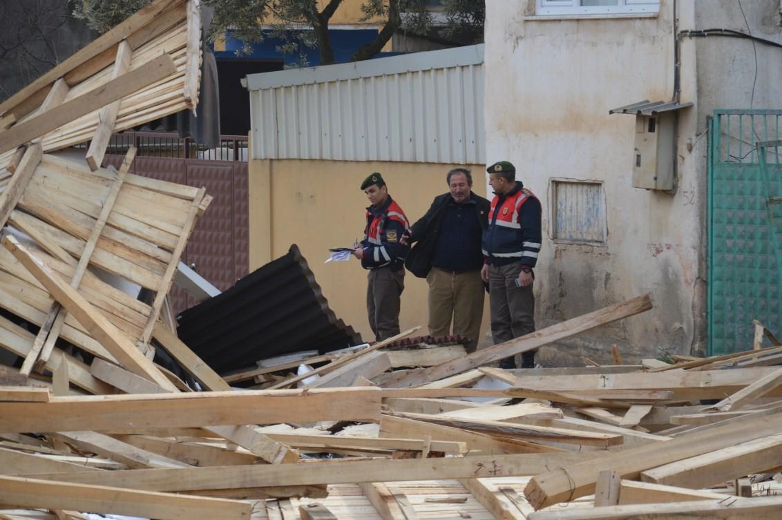 Bursa'da lodos hayatı felç etti 46