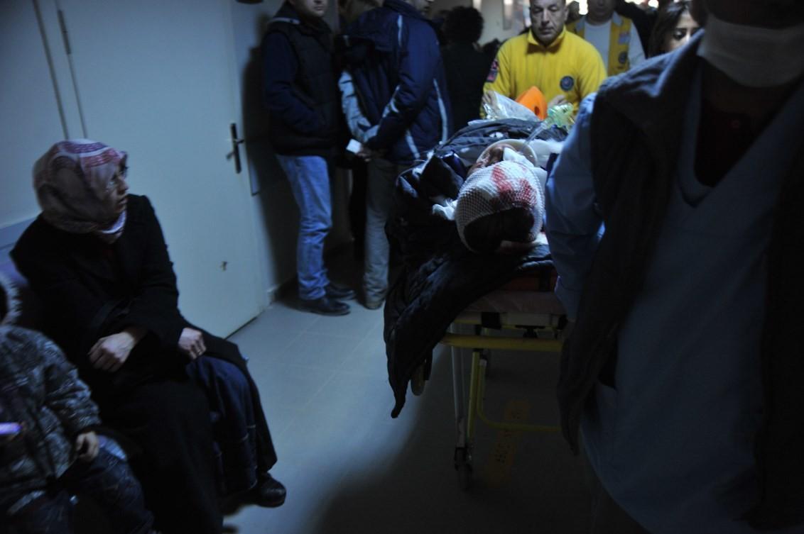 Bursa'da lodos hayatı felç etti 54
