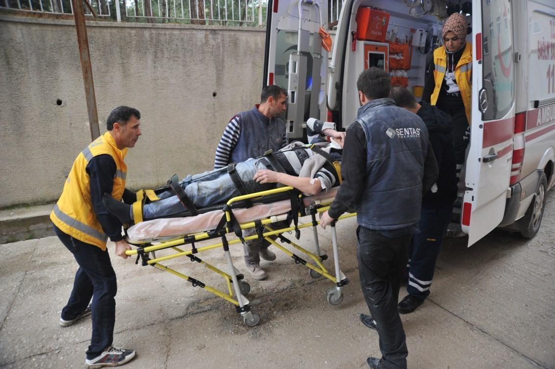 Bursa'da lodos hayatı felç etti 59