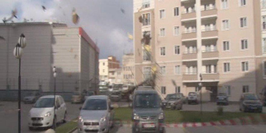 Bursa'da lodos hayatı felç etti