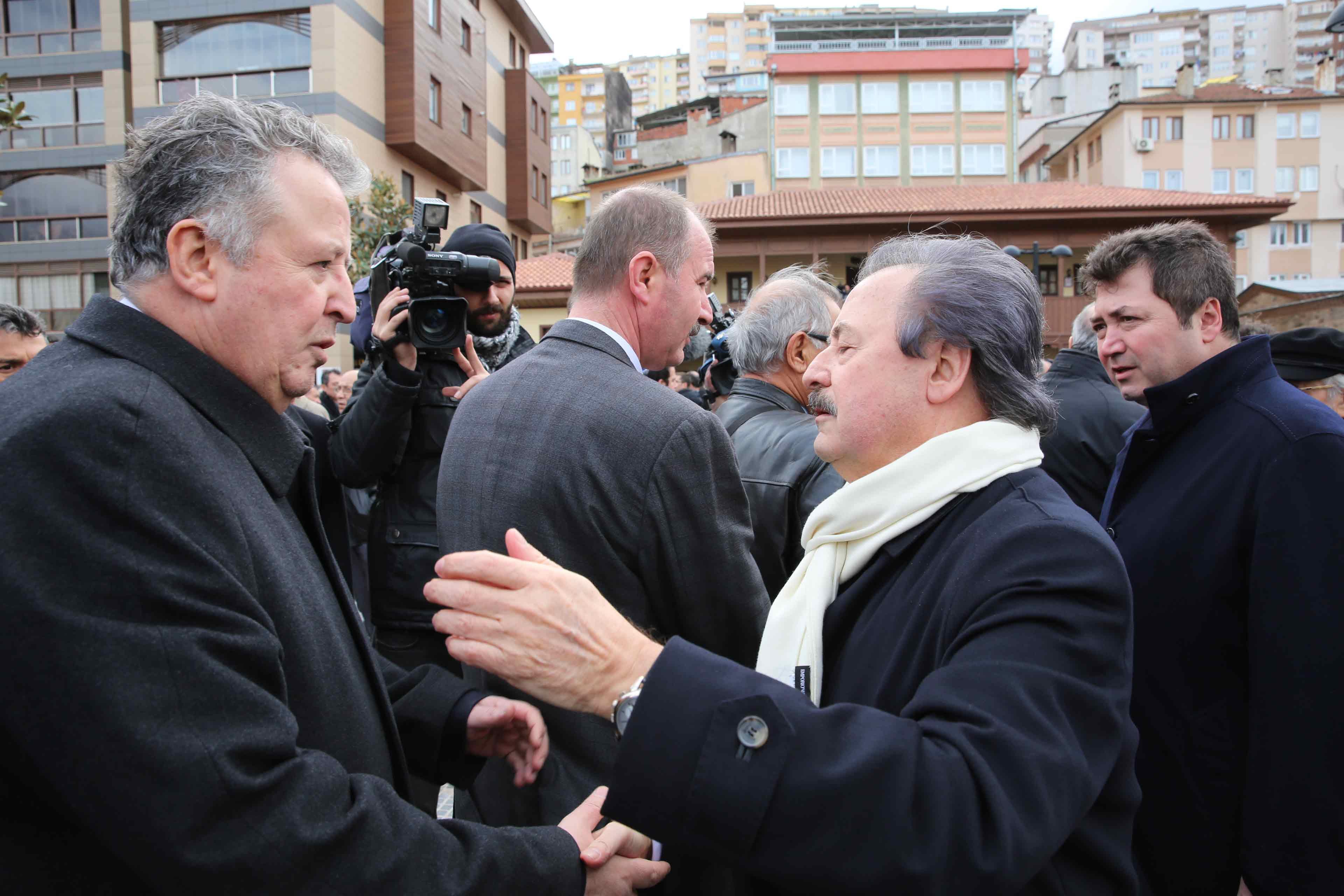 Hacı Hacer Çağlar son yolculuğuna uğurlandı 79
