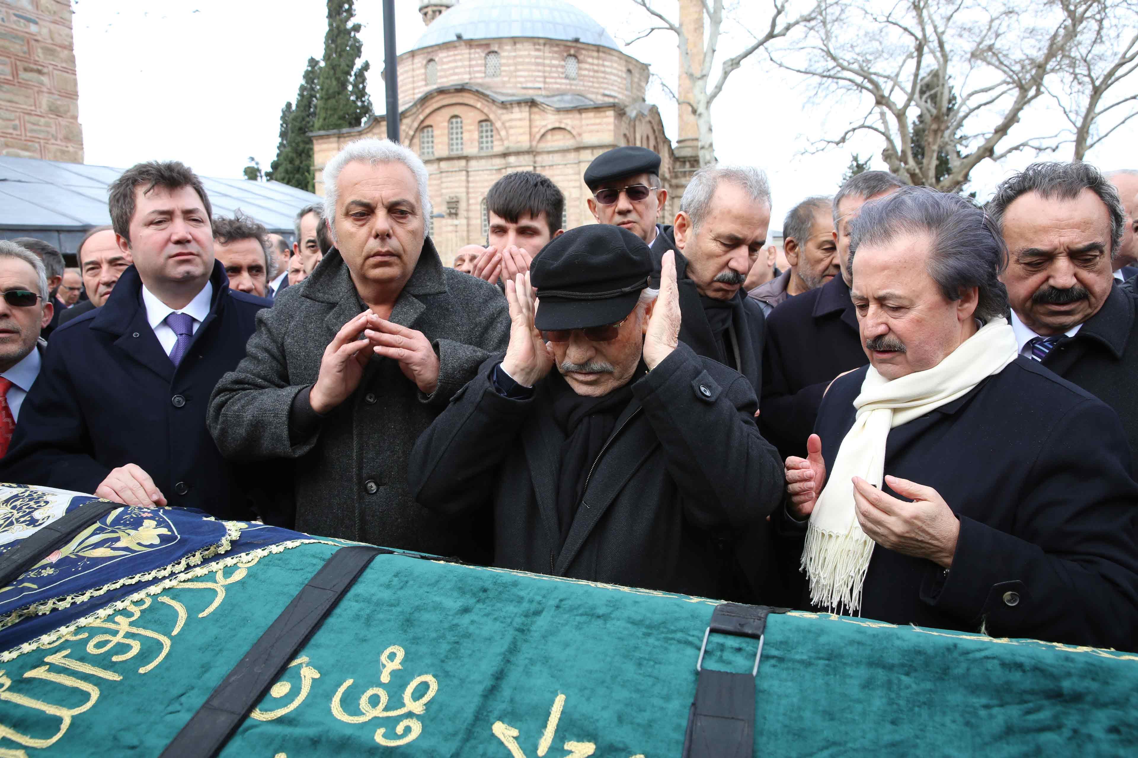 Hacı Hacer Çağlar son yolculuğuna uğurlandı 86