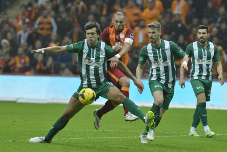 Galatasaray - Bursaspor: 2-2 14
