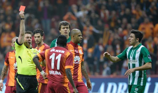Galatasaray - Bursaspor: 2-2 16