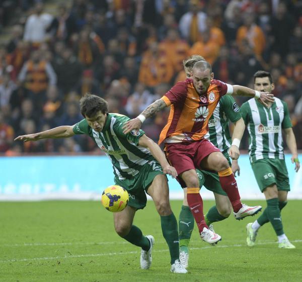 Galatasaray - Bursaspor: 2-2 18