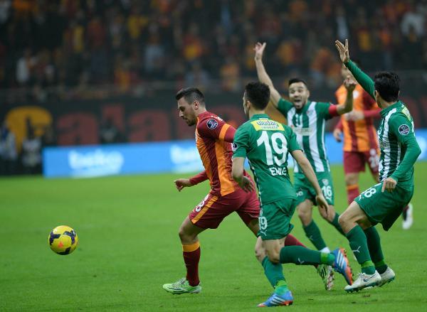 Galatasaray - Bursaspor: 2-2 23