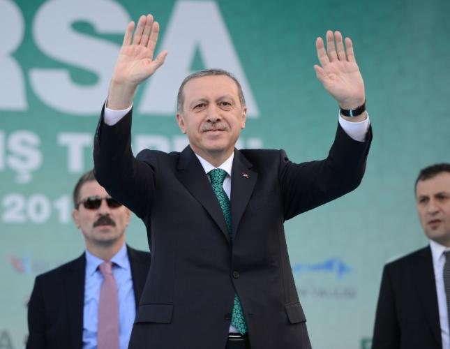 Cumhurbaşkanı, Bursa'da 20
