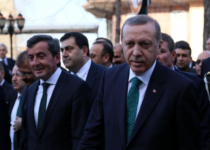 Cumhurbaşkanı, Bursa'da 26