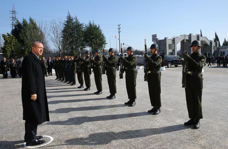 Cumhurbaşkanı, Bursa'da 7
