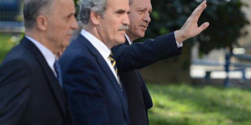 Cumhurbaşkanı, Bursa'da