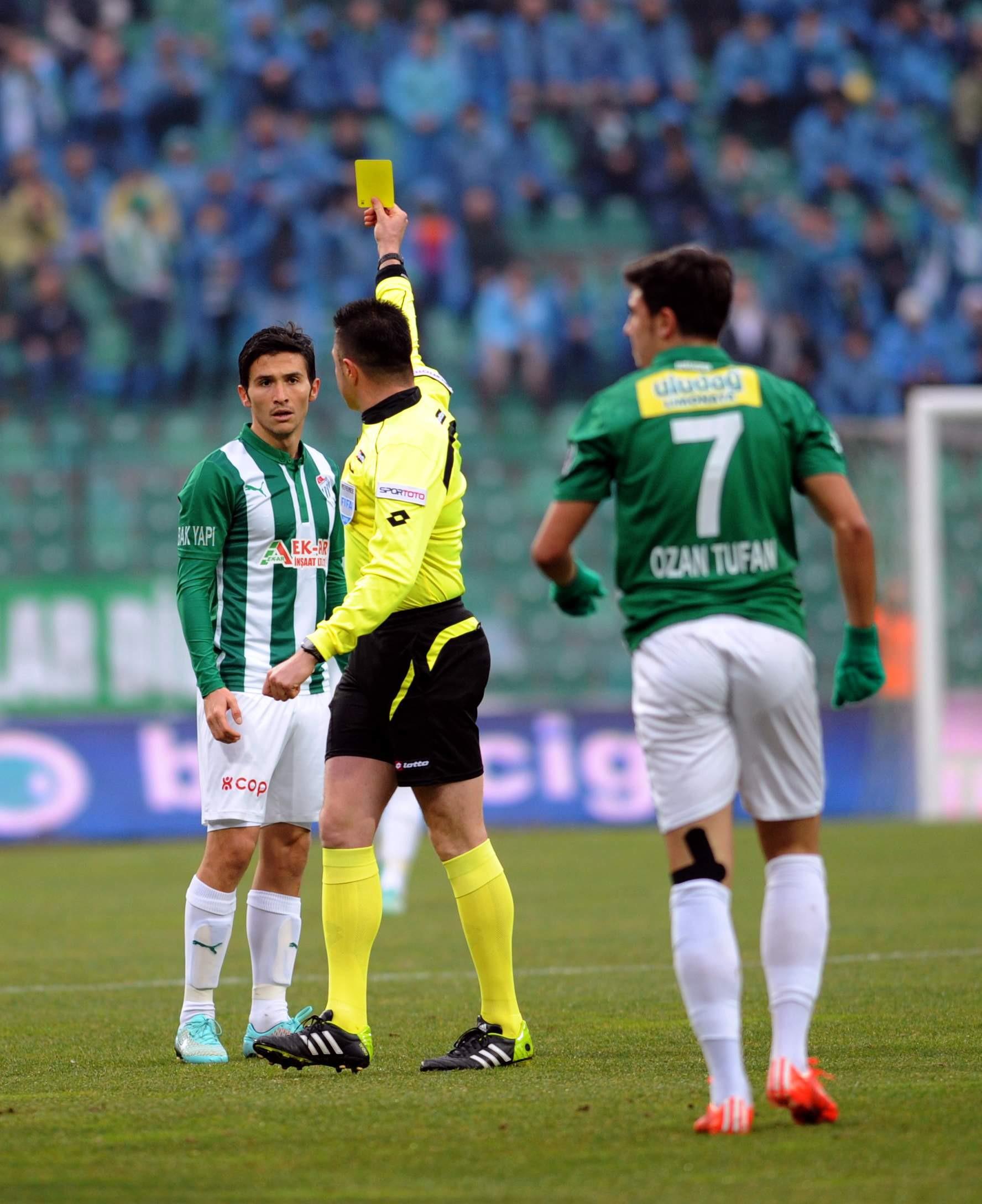 Bursaspor - Gençlerbirliği 19
