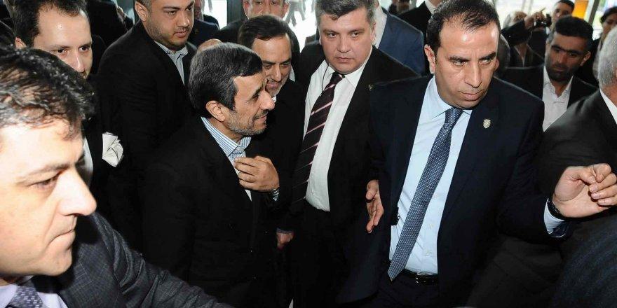 Mahmud Ahmedinejad Bursa'da