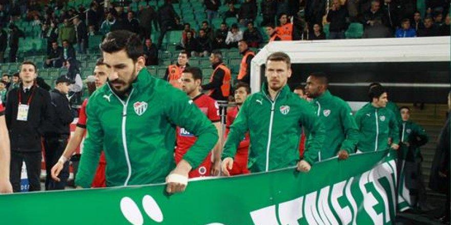 Bursaspor 1-1 Gençlerbirliği