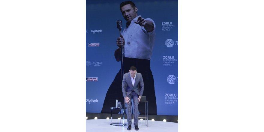 Hugh Jackman: Babam bana 'Türksün' dedi