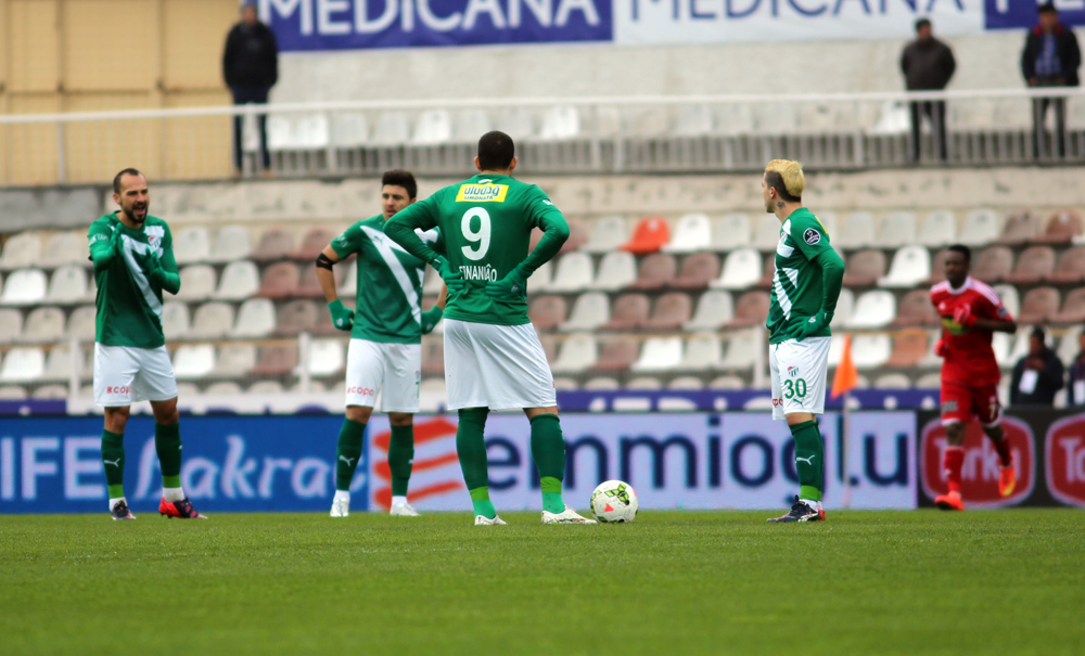 M.Sivasspor 4-1 Bursaspor 1