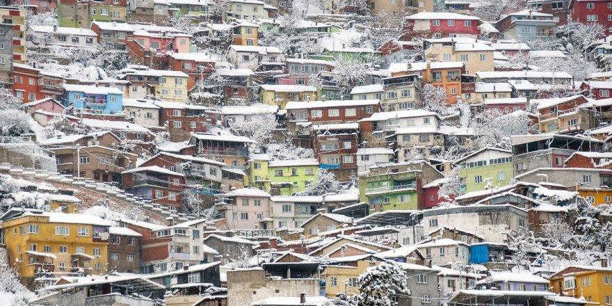 Bursa'nın 'Kış Hali'