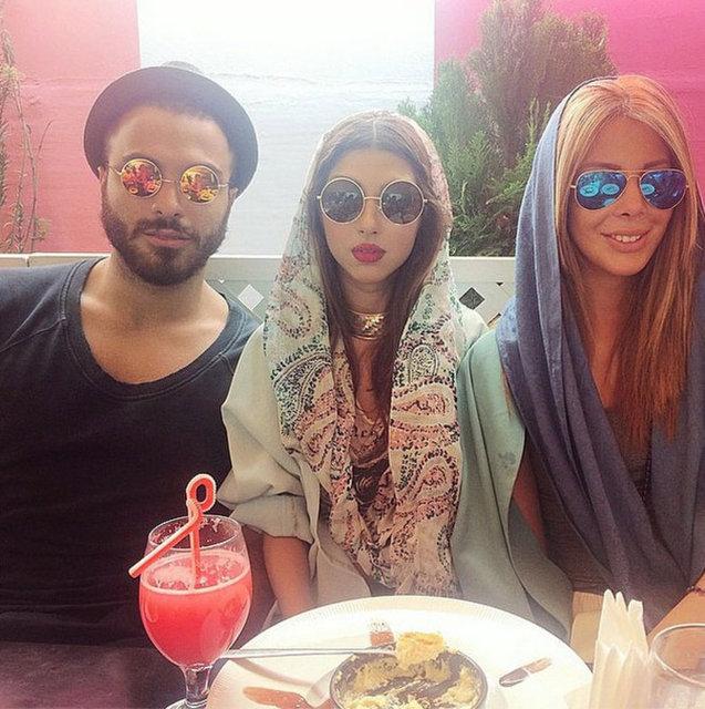Tahran`ın zengin çocuklar 8