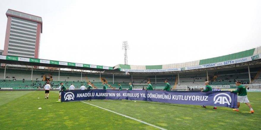Bursaspor 3-0 SAİ Erciyesspor