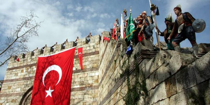 Bursa'nın fethinin 689. yıldönümü