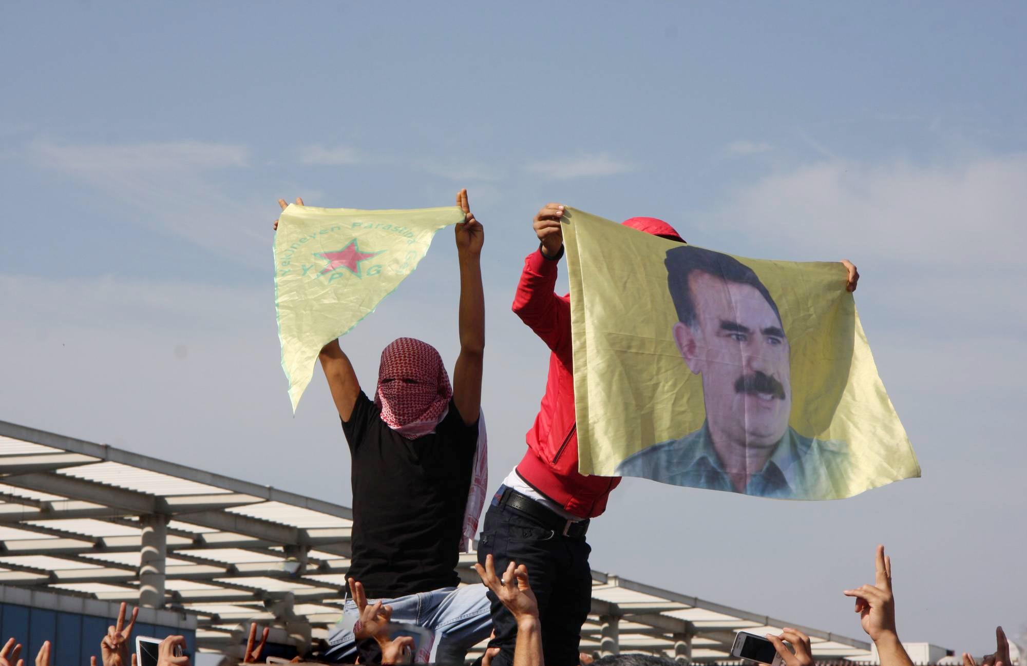 Bursa`da izinsiz gösteride olaylar çıktı! 14