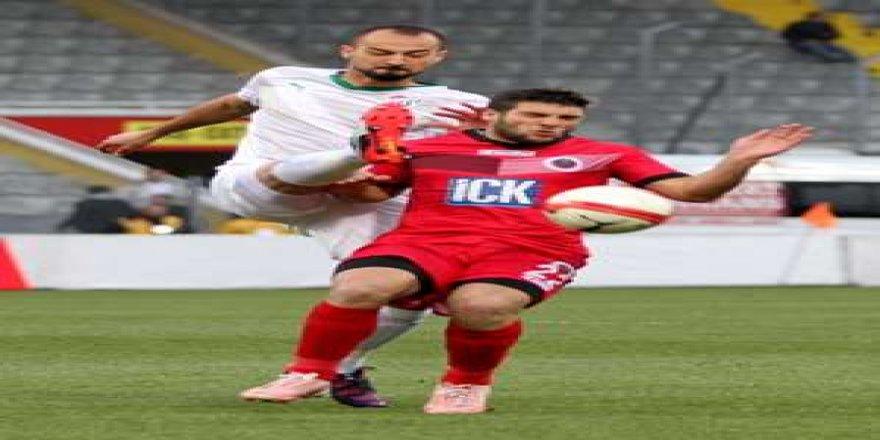Gençlerbirliği 2-3 Bursaspor