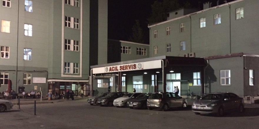 Bursa Devlet Hastanesi'nde ebola şüphesi
