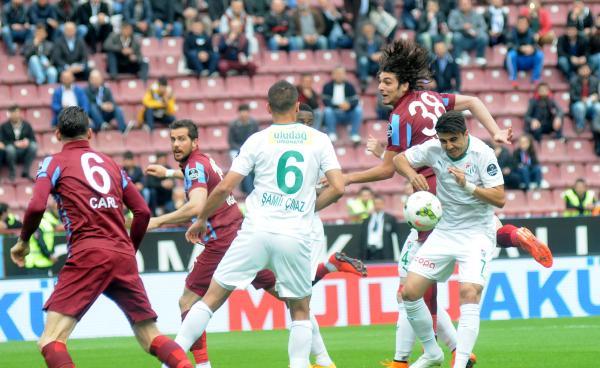 Trabzonspor-Bursaspor 1