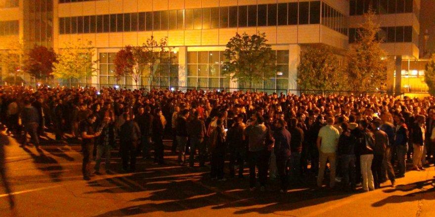 Bursa'daki otomotiv devinde üretim durdu!